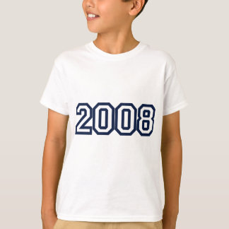 2008 birth year stuff T-Shirt