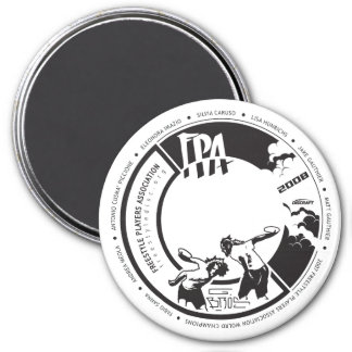 2008 Design Award [Magnet] 3 Inch Round Magnet