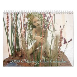 2008 Glittering Glen Calendar