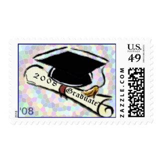 2008 Graduate Postage