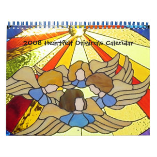 2008 Heartfelt Originals Calendar