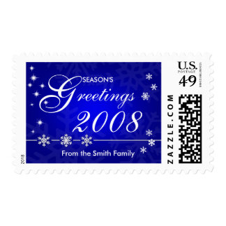 2008 Holiday Postage Stamp