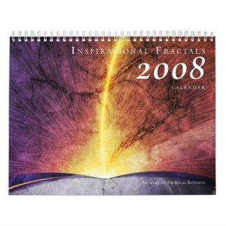 2008 Inspirational Fractals Calendar