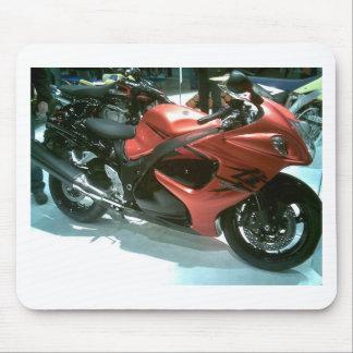 2008-model-hayabusa-motorbike mouse pad