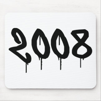 2008 MOUSE PAD
