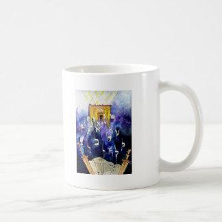 2008-Sefer torah Classic White Coffee Mug