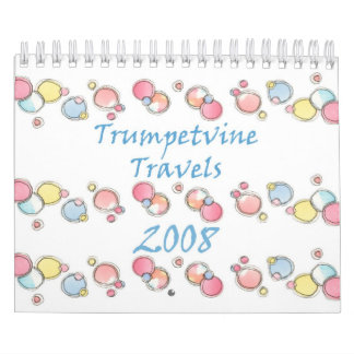 2008 Sketch Calendar