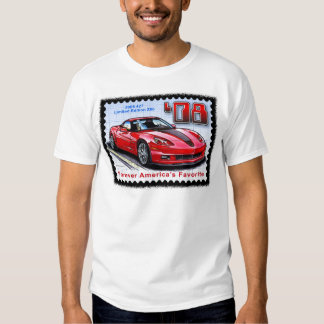 2008 Special Limited Edition Corvette 427 Z06 Shirt