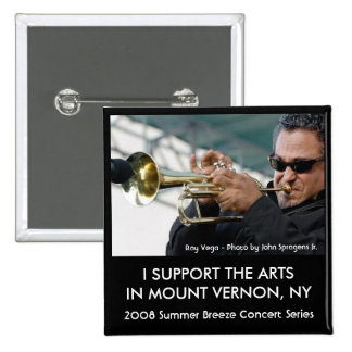 2008 Summer Breeze Concert Series Pins