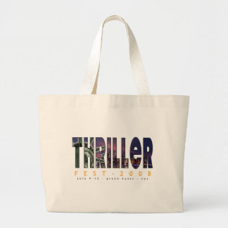 2008 Thrillerfest Bag