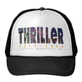 2008 Thrillerfest Cap Trucker Hat