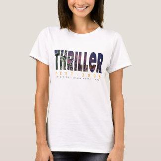 2008 Thrillerfest Women's T-Shirt