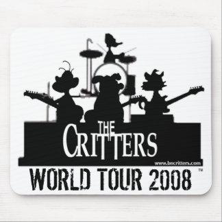 2008 Tour (Vintage) Mousepad