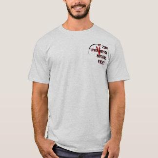 2008 UMMV white crew shirt