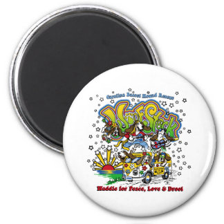 2008 Waddle Magnet