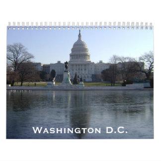 2008 Washington D.C. calendar