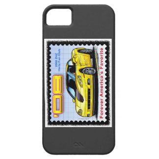 2008 ZHZ Hertz Fun Club Rental Edition Corvette iPhone SE/5/5s Case