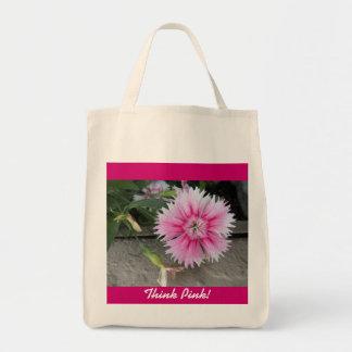 2009-1008, Think Pink! Tote Bag