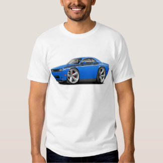 2009-11 Challenger RT B5 Blue-Black Car Shirt