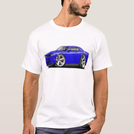 2009-11 Challenger RT Blue Car T-Shirt