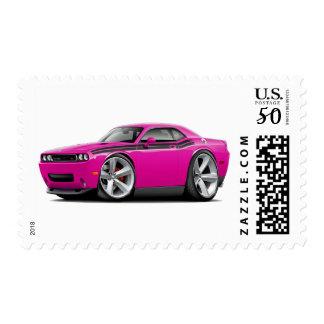 2009-11 Challenger RT Fuschia-Black Car Postage
