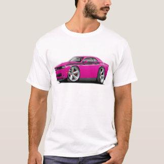 2009-11 Challenger RT Fuschia-Black Car T-Shirt