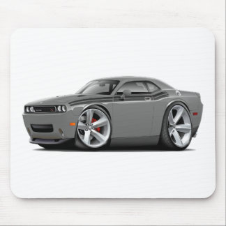 2009-11 Challenger RT Grey-Black Car Mouse Pad
