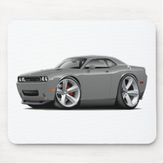 2009-11 Challenger RT Grey Car Mouse Pads