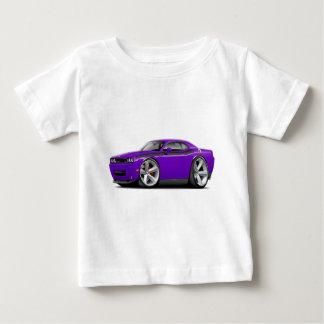 2009-11 Challenger RT Purple-Black Car Baby T-Shirt