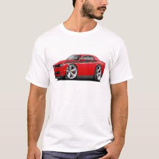 2009-11 Challenger RT Red-Black Car T-Shirt