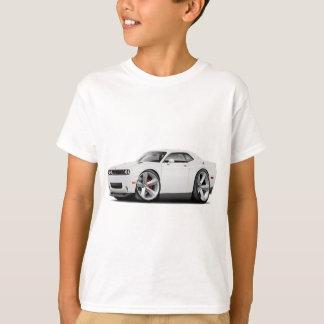 2009-11 Challenger RT White Car T-Shirt