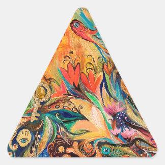 2009_1214_214612.jpg triangle sticker