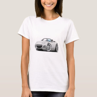 2009-13 Miata White Car T-Shirt