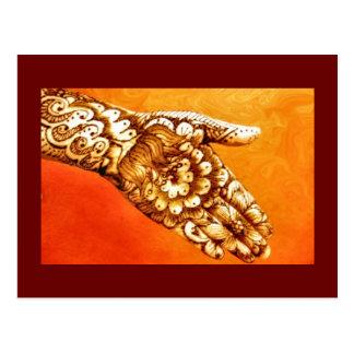 2009_3 Henna Postcard