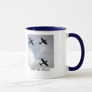 2009 Air Show Mug