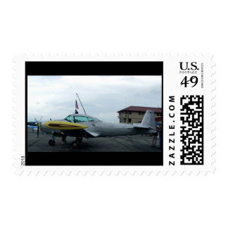 2009 Air Show Postage Stamp