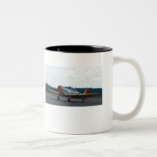 2009 Air ShowJimmy Stewart Airport Two-Tone Coffee Mug