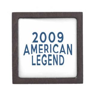 2009 American Legend Birthday Designs Gift Box