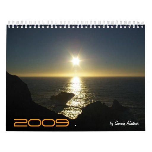2009: Beauty and Hope Calendars