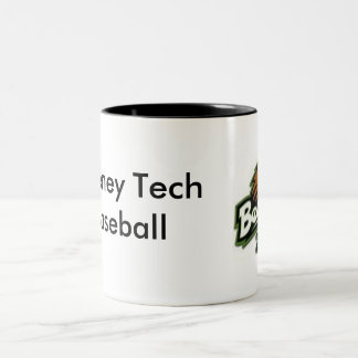 2009, béisbol de la tecnología de Cheney Taza De Dos Tonos