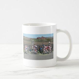 2009 Bike Race California Coffee Mug
