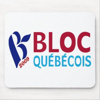 2009 Bloc quebecois Mouse Pad