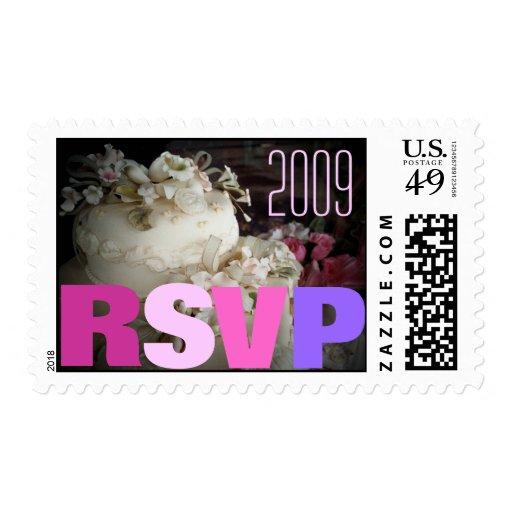 2009 Bridal Postage
