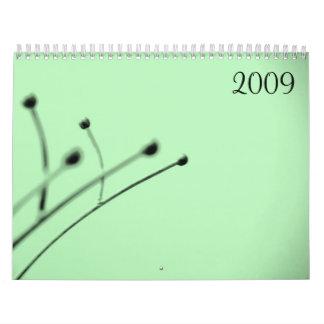 2009 by Little Gray Pixel Calendar