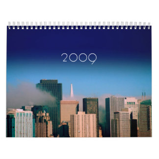 2009 Calendar by photographer Alex Centrella