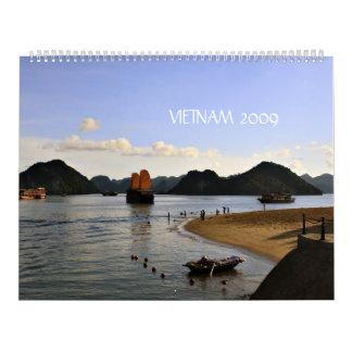"""2009 Calendar - Large 14 1/2"""" x 22"""""""