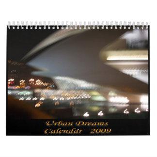 2009 Calendar Urban Dreams