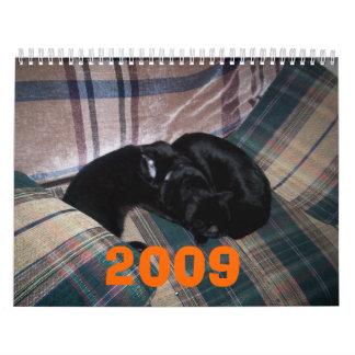 2009 calendario #2