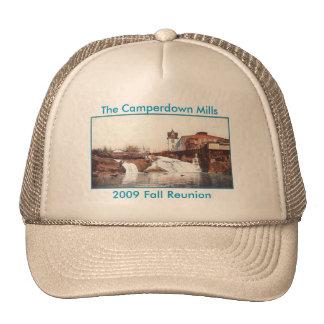 2009 Camperdown Mills Fall Reunion Cap Hat