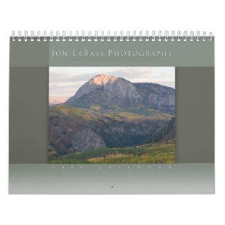 2009 Colorado Nature Photography Calendar